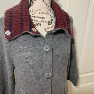 Marc Jacobs 3/4 sleeve sweater